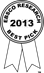 2013 Best Pick Pest Control Company